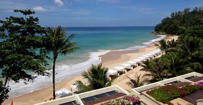 Featuring 50 Rooms That Range From Modestly Posh To Scandalously Huge The Andaman White Beach Resort Enjoys A Quiet Stretch Of Private In Upscale
