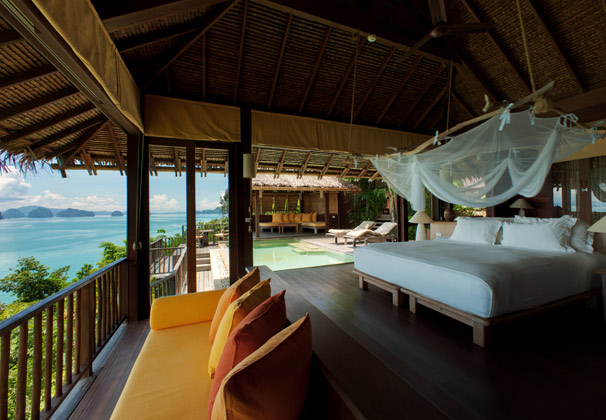 six senses yao noi phuket beach luxury. Black Bedroom Furniture Sets. Home Design Ideas