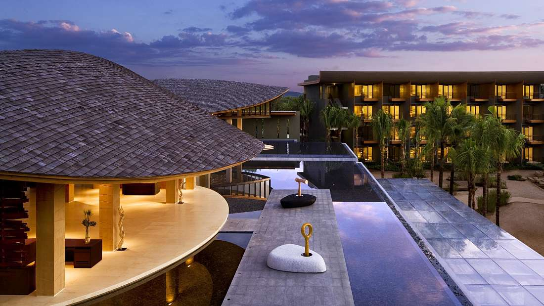 9 best 5 star phuket resorts for families with children for Small luxury spa hotels