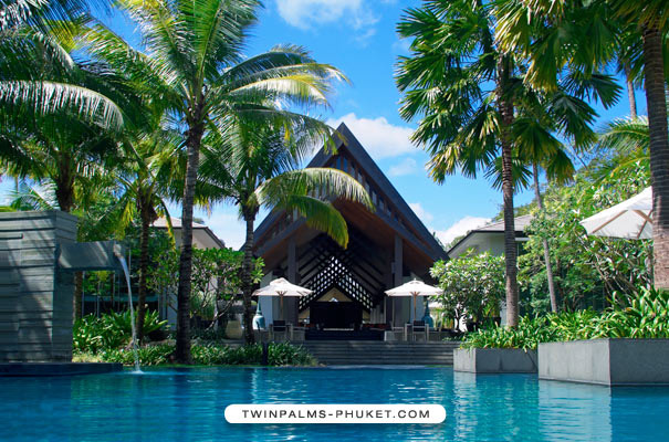 Featuring 97 Rooms That Range From Large To Enormous 3 Story Suites The Twinpalms Et Hotel Has An Ideal Location In Quiet And Upscale Surin Beach