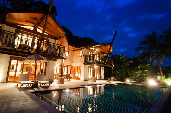With 236 Villas And No Other Hotels Sharing The Island Village Coconut Beach Resort Is A Special Hotel Even For Et
