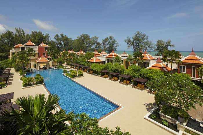 Moevenpick resort bangtao beach phuket beach luxury for Small luxury beach hotels