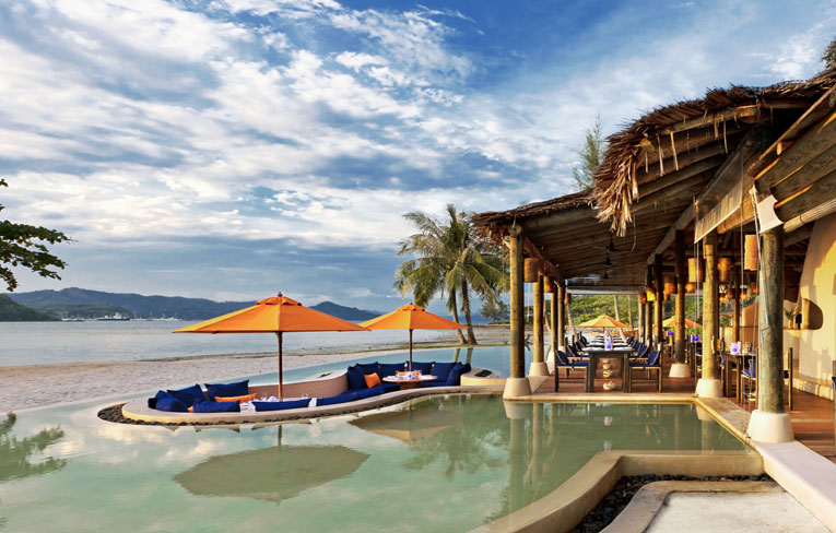 The naka island a luxury collection resort spa phuket for Luxury beach hotels